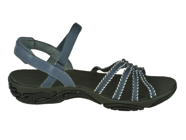 teva kayenta grijs sandalen damesschoenen online. Black Bedroom Furniture Sets. Home Design Ideas