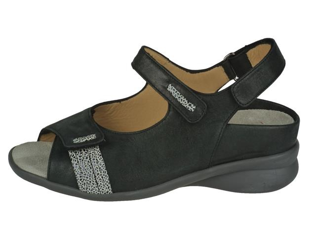 Verhulst Sandales Noires Qyxj0MY
