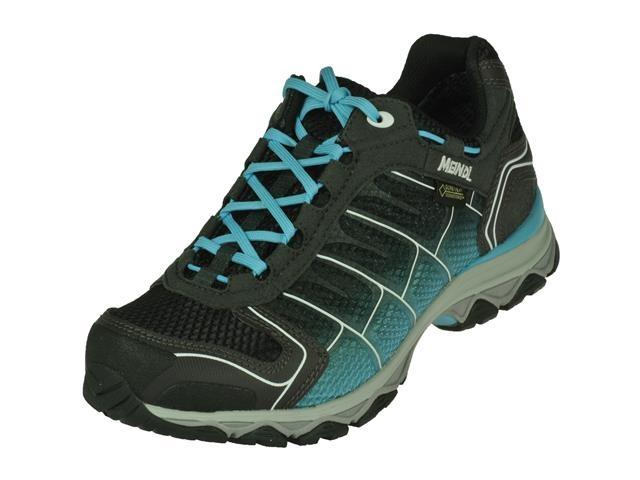Meindl X-30 Donc Chaussures De Randonnée Lady Gtx Femmes Noir / Turquoise ocWEyH7g