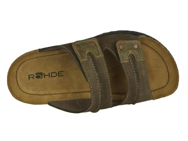 rohde espresso slippers herenschoenen online. Black Bedroom Furniture Sets. Home Design Ideas