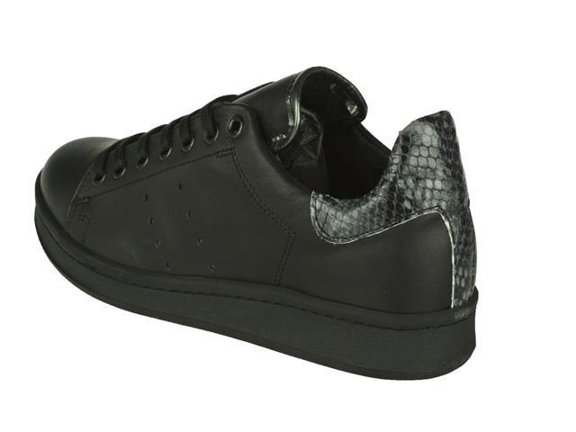 Chaussures De Tango Noir QNwXZF6