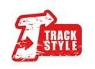 Track style logo