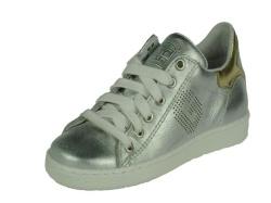 Giga-meisjesschoenen-Zilver Sneaker1