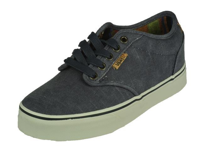 vans atwood deluxe herensneakers blauw