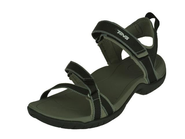 Chaussures Surpris Noir Teva PfLri