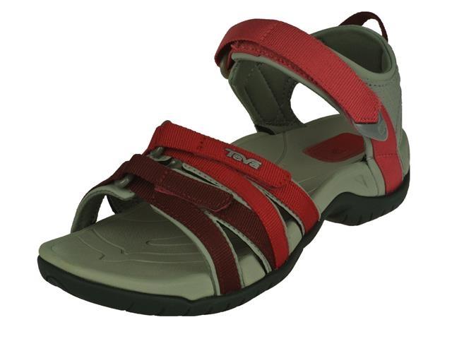 Teva Rouge Tirra Chaussures LbBYiVPD9