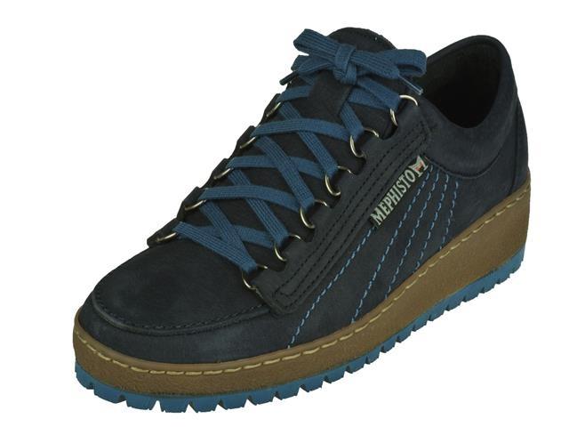 Chaussure De Dentelle Arc-en-mephisto mMXwdnKq