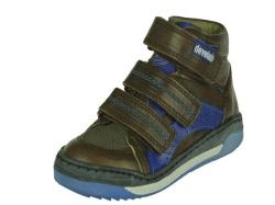 Develab-jongensschoenen-Klittenbandschoen bruin1