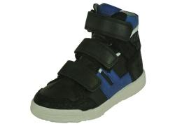 Track style-jongensschoenen-Klittenbandschoen zwart1