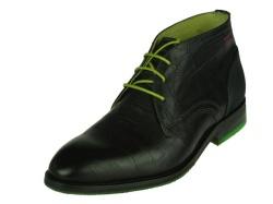 Braend-halfhoge schoen-herenschoen blauw 1