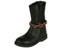 Shoesme-meisjesschoenen-Zwart laarsje 1