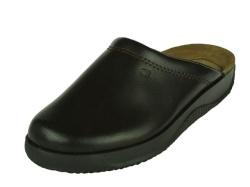 Rohde-Pantoffel/Huisschoen-Bruin slipper1