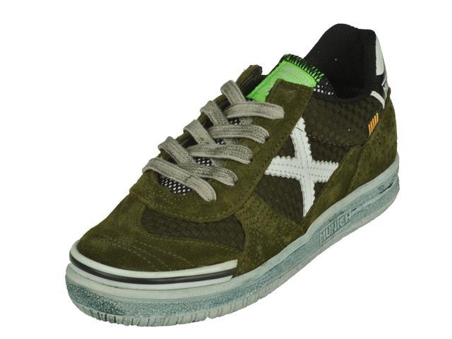0e66e613ad7 Munich Groen jongensschoen kopen? - Online Schoenen Winkel / Webshop