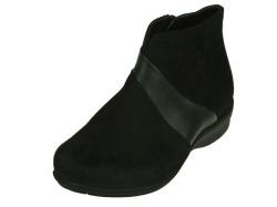 Durea-steun- gemakschoenen-Enkel laars zwart1