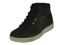 Ecco-halfhoge schoen-Ennio zwart1