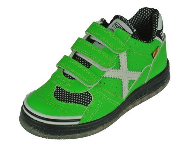 b3d3d957e6f 8983 Munich jongensschoen groen