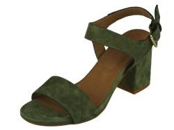 Carmens-sandalet-Sandalet groen1