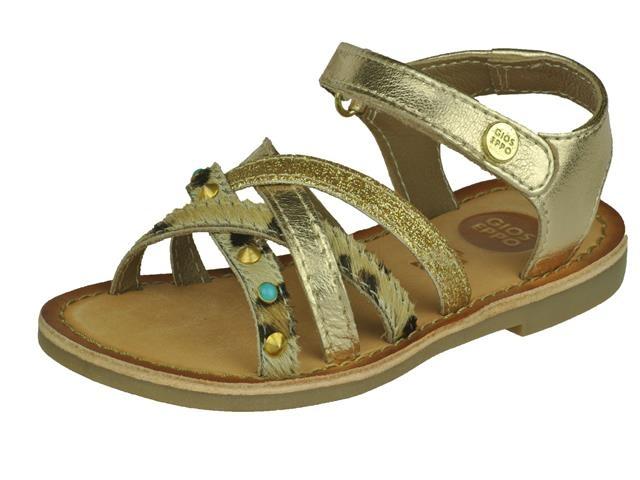 GiosEppo Gios Eppo hippe meisjes Sandaal