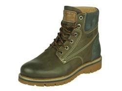 Australian-halfhoge schoen-Combat leather1