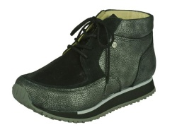 Wolky-halfhoge schoen-E-Boot Stretch1