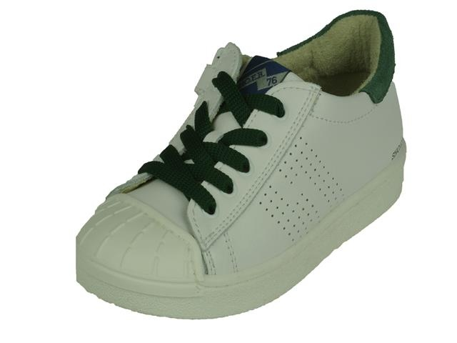 EB Shoes EB Shoes lage jongens veterschoen