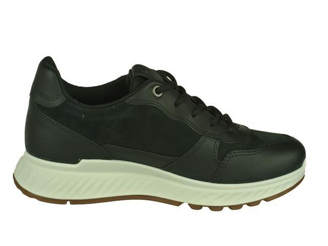 Ecco Sneakers Zwart dames (ECCO 156 zwart 45016302001 Soft