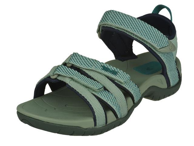 Turquoise Teva Tirra Sandalen Dames Populair Sandalen