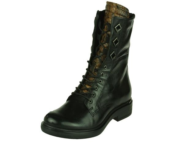 Mjus Mjus Trendy hoge veter Boot