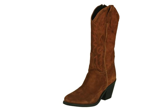 Red Rag Western Boot Mid