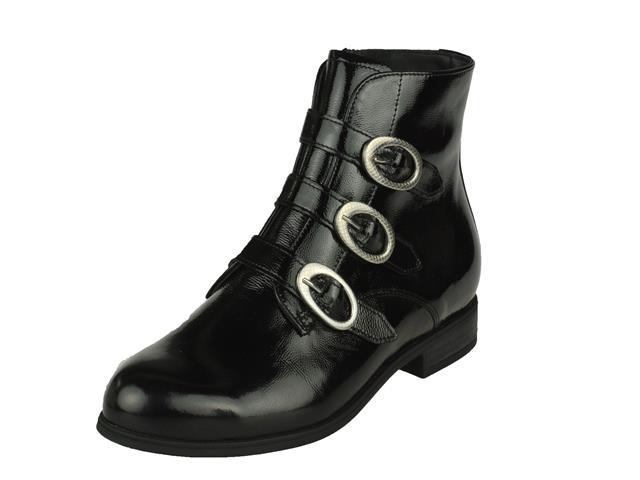 Durea Durea comfort halfhoge schoen met Gesp-sluiting