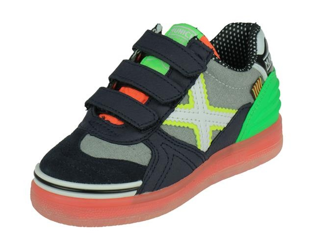 Munich G 3 kid velcro