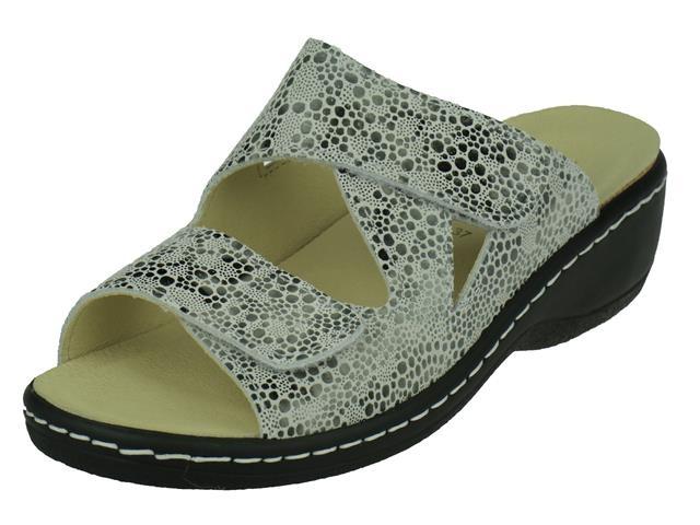 Longo Longo comfort Twee-band slipper