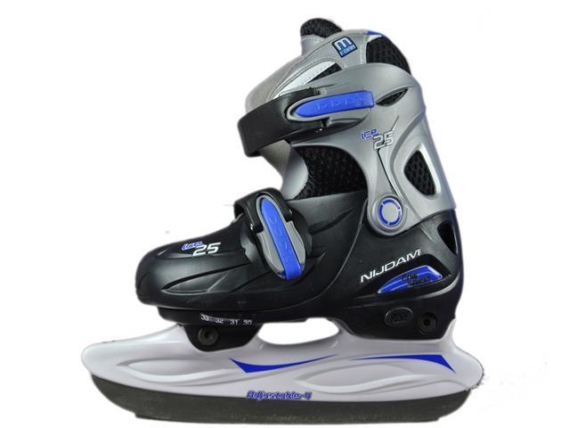Nijdam Ice hockey schaats VERSTELBAAR
